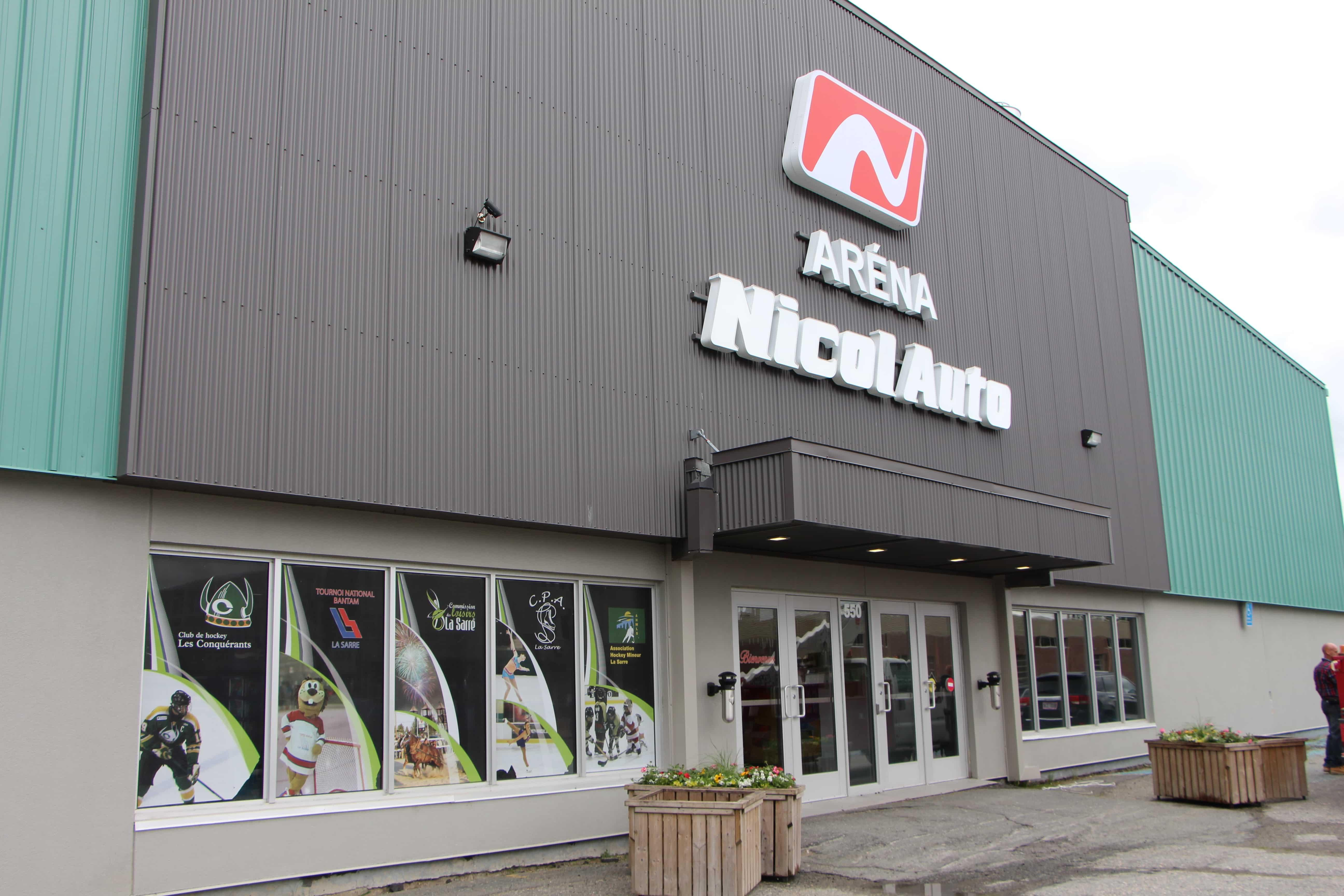 Arena-Nicol-Auto-La-Sarre